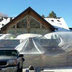 stucco repair tent utah