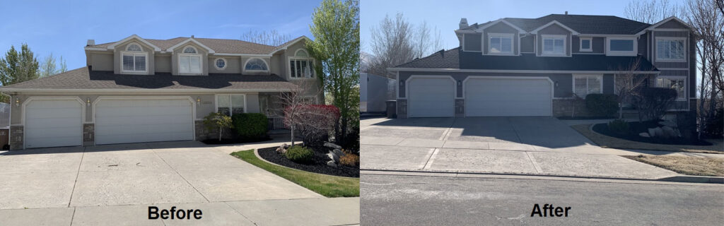 Home Stucco Exterior Remodeling in Lindon, UT by RAM Builders Stucco & Exteriors