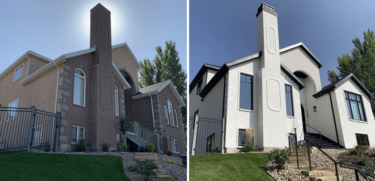 Home Stucco Exterior Remodeling by RAM Builders Stucco & Exteriors