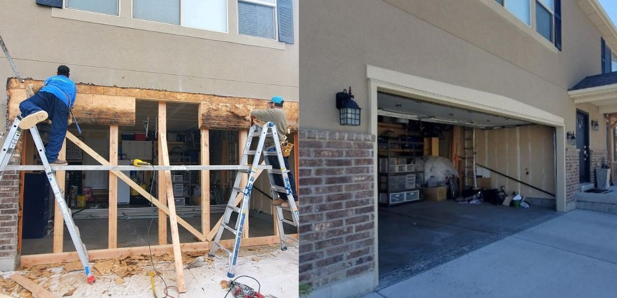 Construction Repair Utah by RAM Builders Stucco & Exteriors
