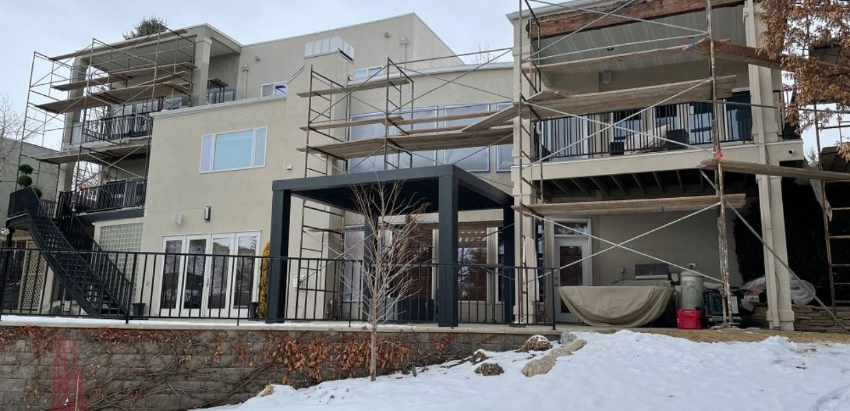 RAM Builders Stucco & Exteriors Repair & Remodel in Utah